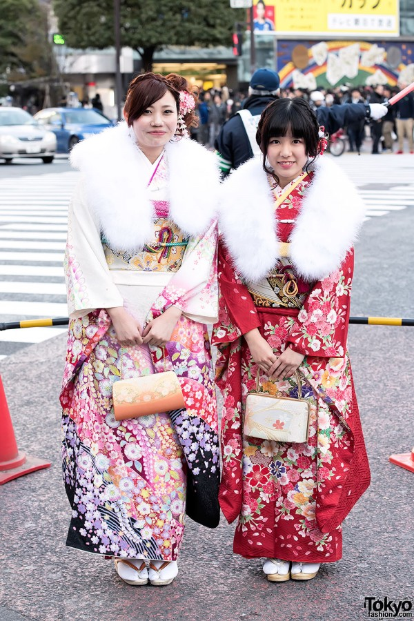 Coming Of Age Day in Japan Kimono (96)