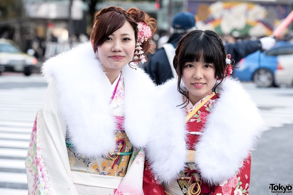 Coming Of Age Day in Japan Kimono (97)