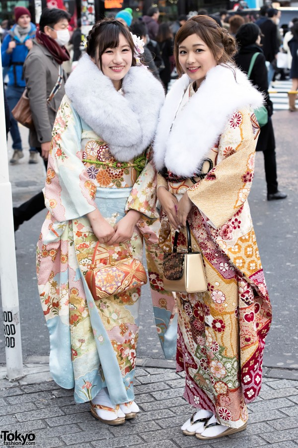 Coming Of Age Day in Japan Kimono (98)