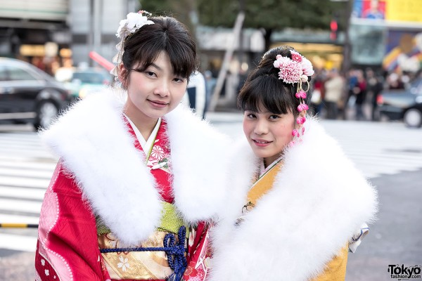 Coming Of Age Day in Japan Kimono (101)