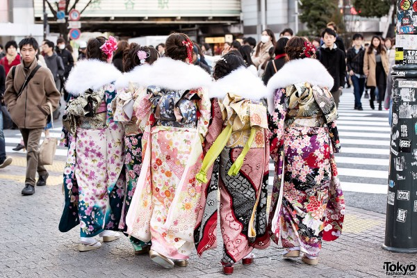 Coming Of Age Day in Japan Kimono (102)