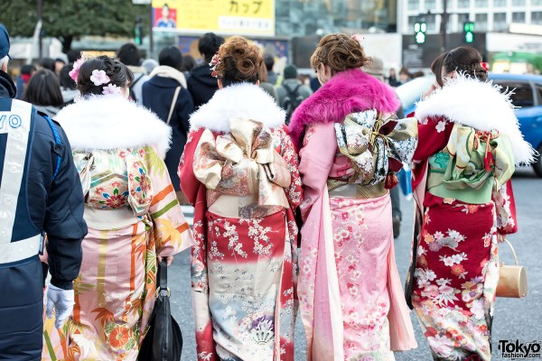 Coming Of Age Day in Japan Kimono (107)