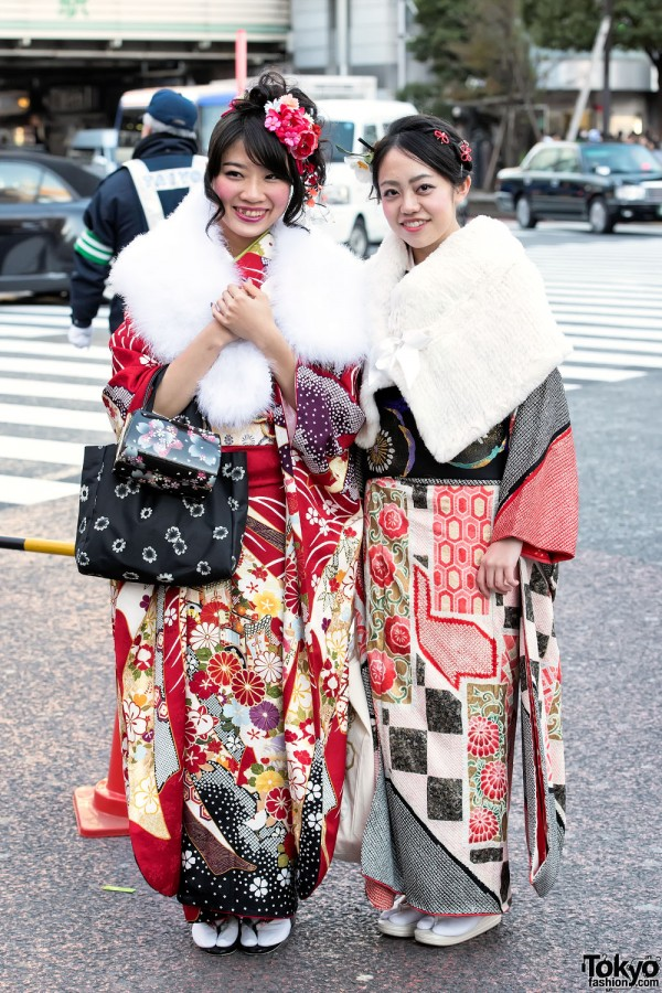 Coming Of Age Day in Japan Kimono (108)