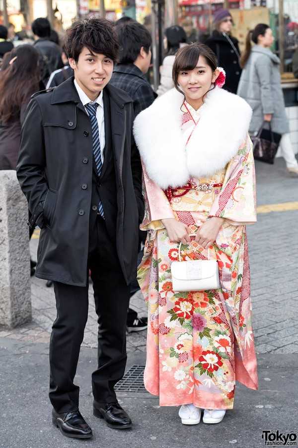 Coming Of Age Day in Japan Kimono (112)