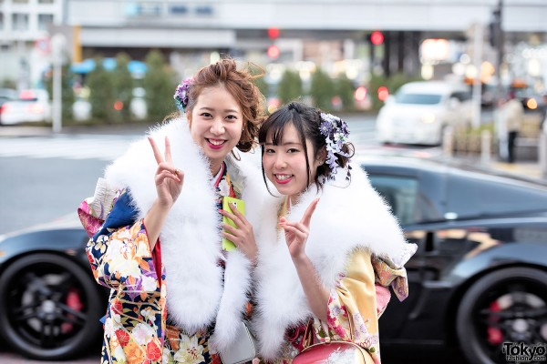 Coming Of Age Day in Japan Kimono (118)