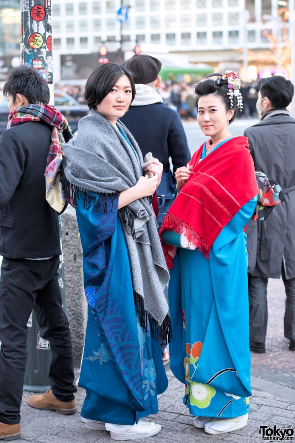 Coming Of Age Day in Japan Kimono (120)