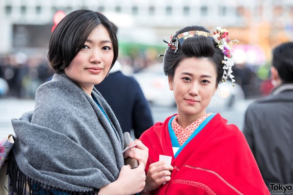 Coming Of Age Day in Japan Kimono (121)