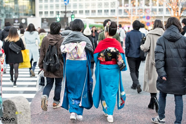 Coming Of Age Day in Japan Kimono (122)