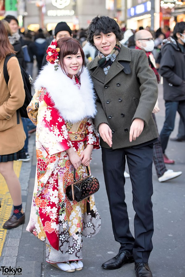 Coming Of Age Day in Japan Kimono (125)