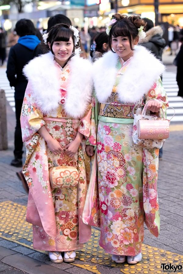 Coming Of Age Day in Japan Kimono (131)