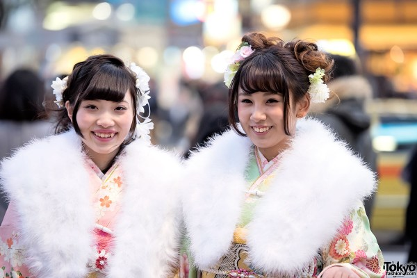 Coming Of Age Day in Japan Kimono (132)