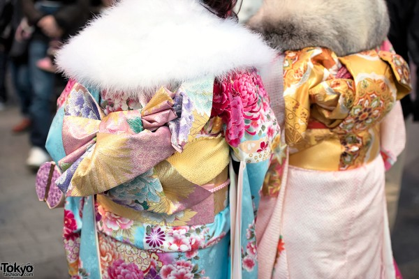 Coming Of Age Day in Japan Kimono (134)