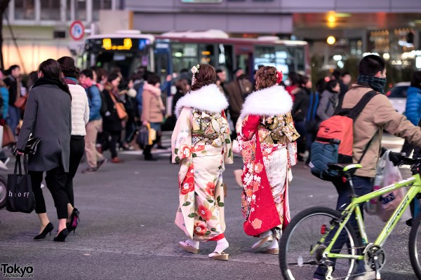 Coming Of Age Day in Japan Kimono (139)