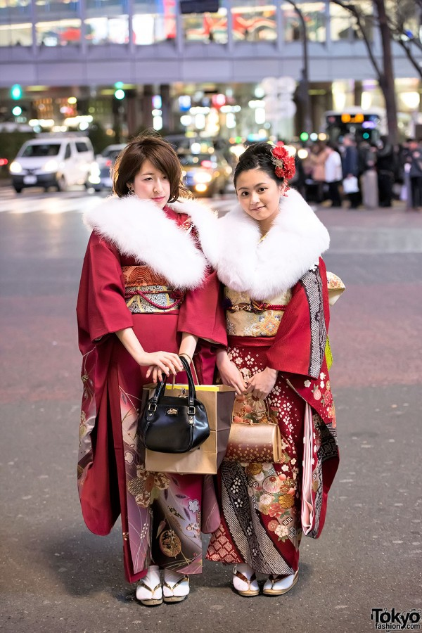 Coming Of Age Day in Japan Kimono (143)