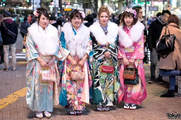 Coming Of Age Day in Japan Kimono (146)