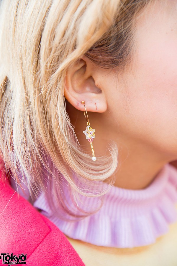 Cocotte Earring