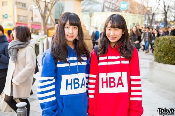 HBA Hoodies