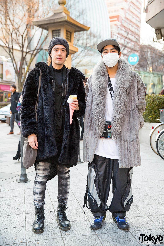 Harajuku Designers in Issey Miyake, Dog, Damir Doma & Rick Owens