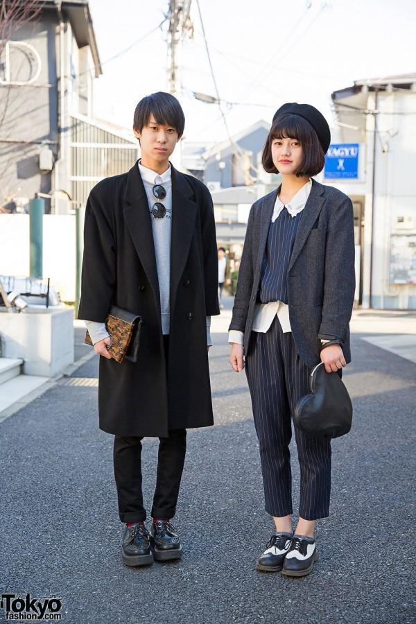Harajuku Duo in Lowrys Farm, Resale Fashion, WEGO & Freak's Store