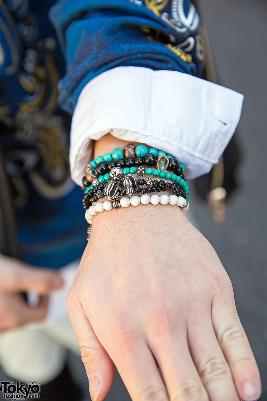Beads Bracelets Tokyo Fashion News