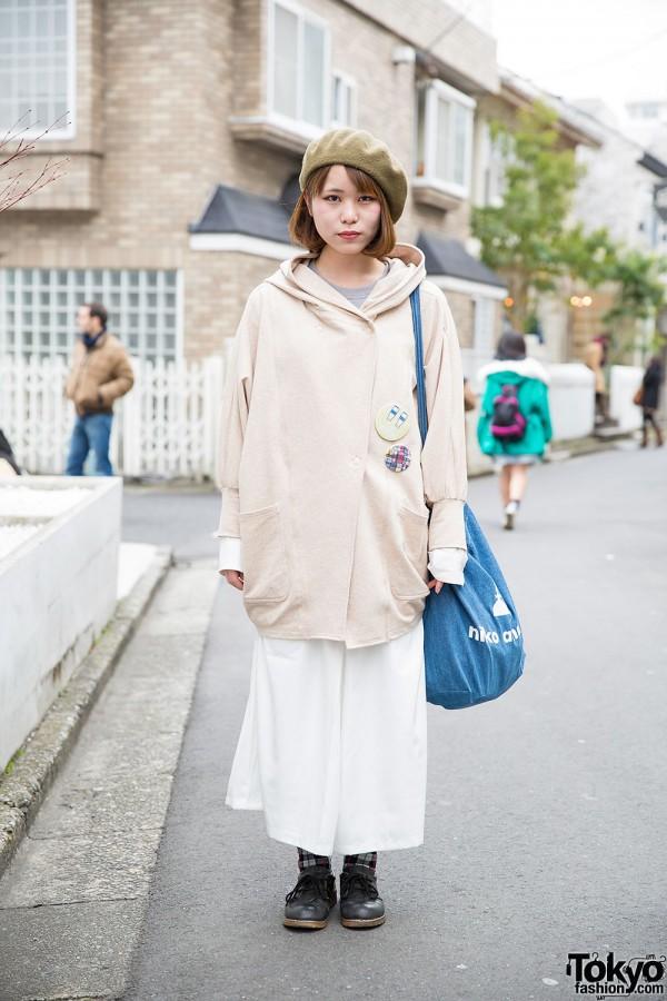 Mercibeaucoup Jacket, DiddleDiddle, Keisuke Yoneda & niko and… in Harajuku
