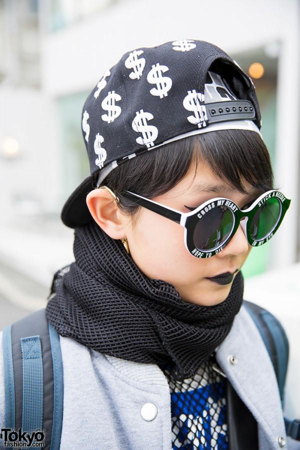 Cap & Sunglasses