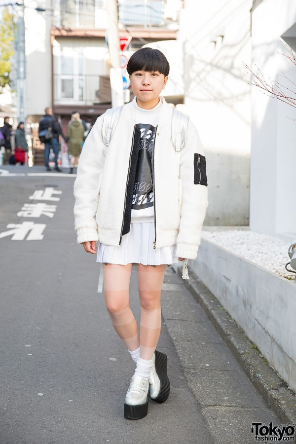 A-Land, ASSK, Mellow Planet & Unif Street Fashion in Harajuku