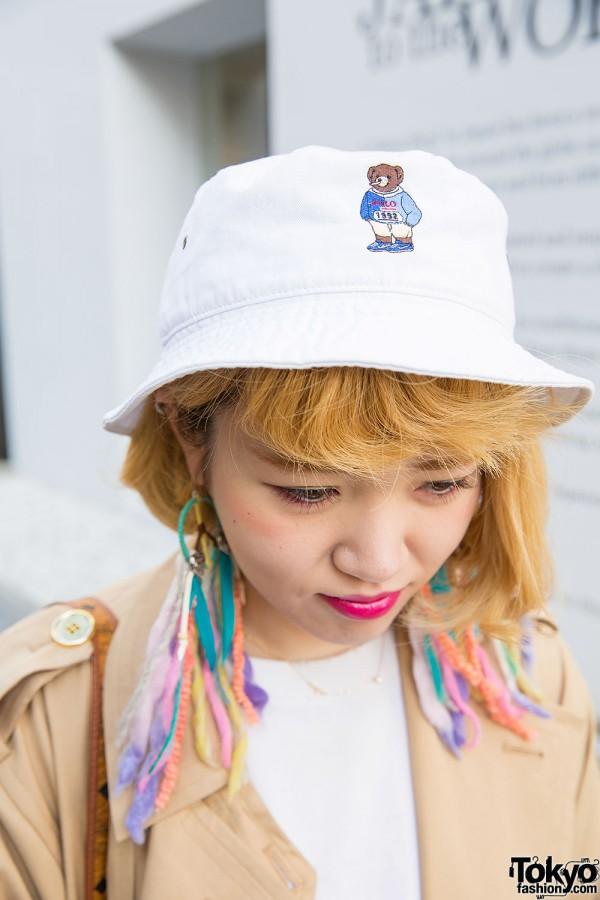 f86e3b41f Polo Bear Bucket Hat – Tokyo Fashion News