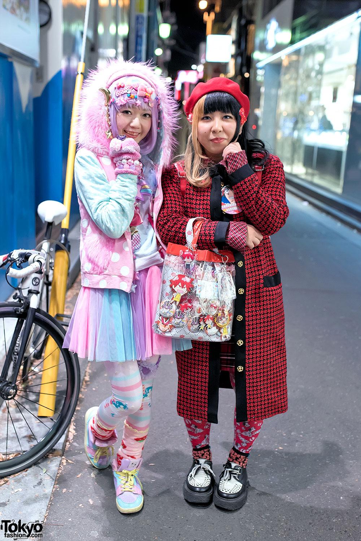 Harajuku clothes online