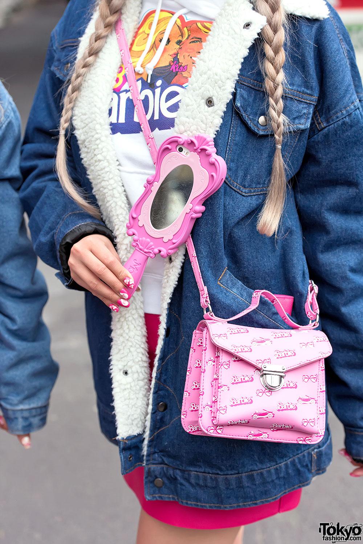 Barbie Girls W Vintage Fashion Amp Mouse Ears In Shibuya