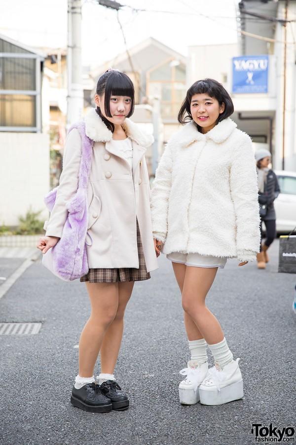 Girly Harajuku Looks w/ Swankiss, Penderie & WEGO Fashion