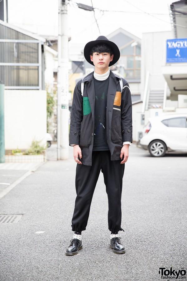 Soe Sweatshirt & Jacket w/ Ganryu Comme Des Garcons & Oxfords in Harajuku