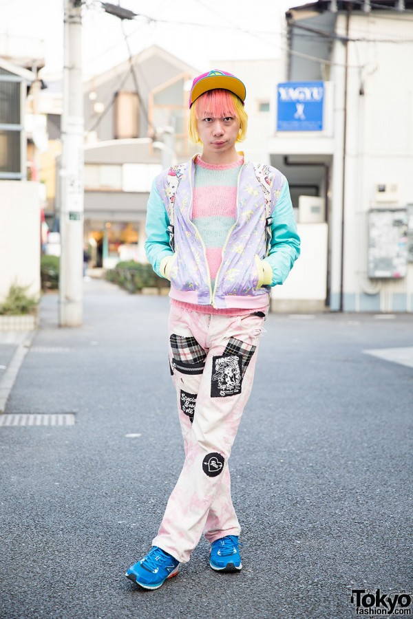 6%DokiDoki Jacket & RNA Pants