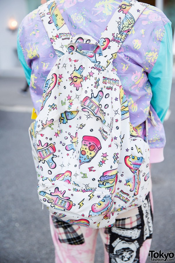 Dress N Dazzle Backpack