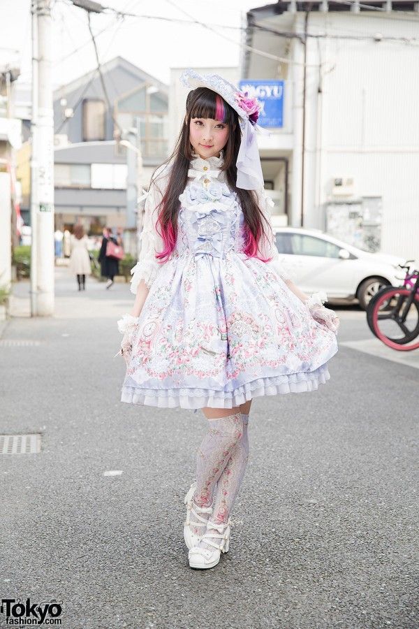 Harajuku Angelic Pretty Fashion