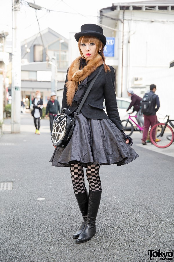 Gothic Harajuku Style w/ Black Peace Now, Blacklist, Alchemy Gothic & Killstar