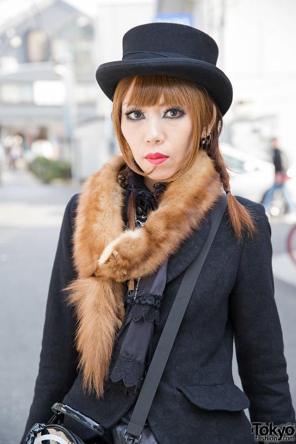 Gothic Harajuku Style w/ Black Peace Now, Blacklist