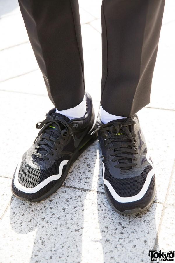 Nike Air Max Sneakers, Harajuku