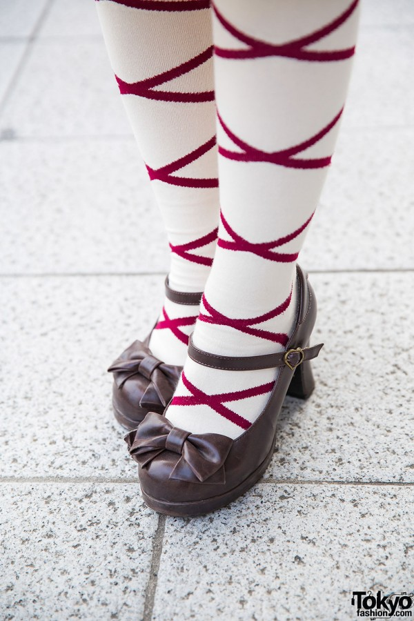 Baby the Stars Shine Bright Lolita Bow Shoes