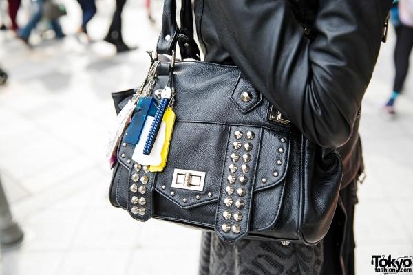 Artherapie Studded Bag