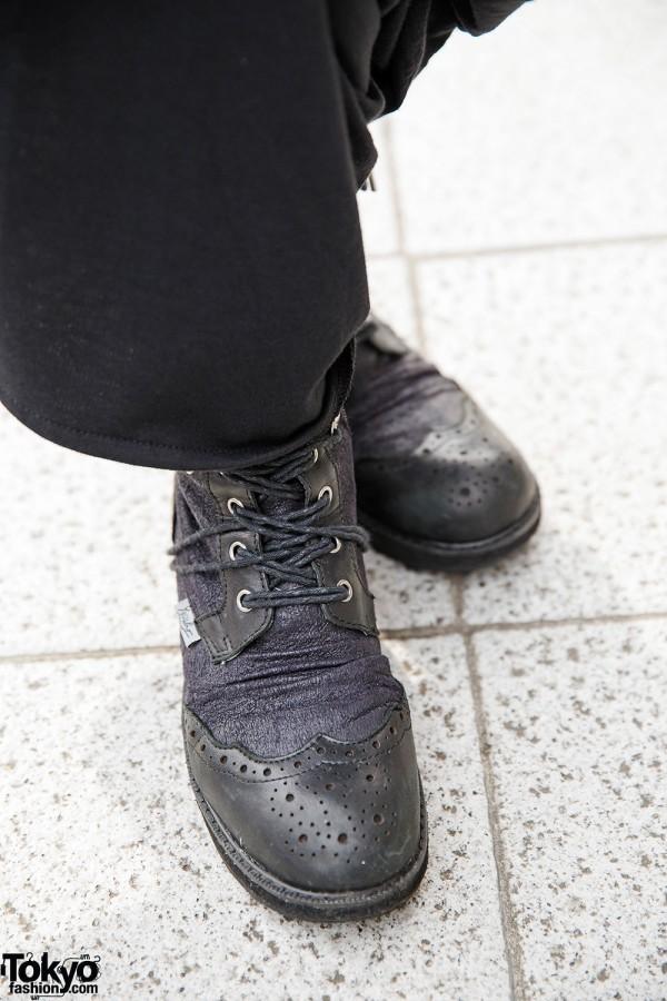 Yosuke Lace-up Boots