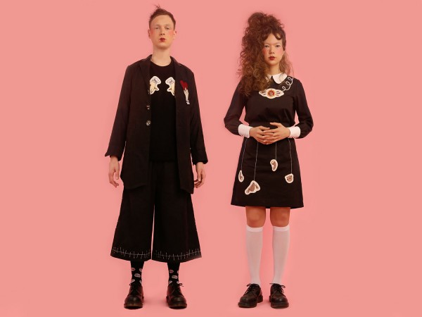 """HEIHEI """"I Am Not A Doll"""" 2015-16 A/W Collection Video"""