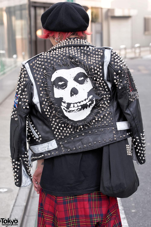Leather jacket punk - Leather Jacket Punk 30