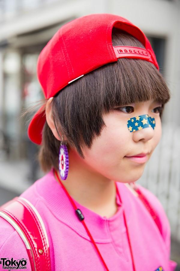 Fun Harajuku Style W Randoseru Panda Flatforms Amp Giant