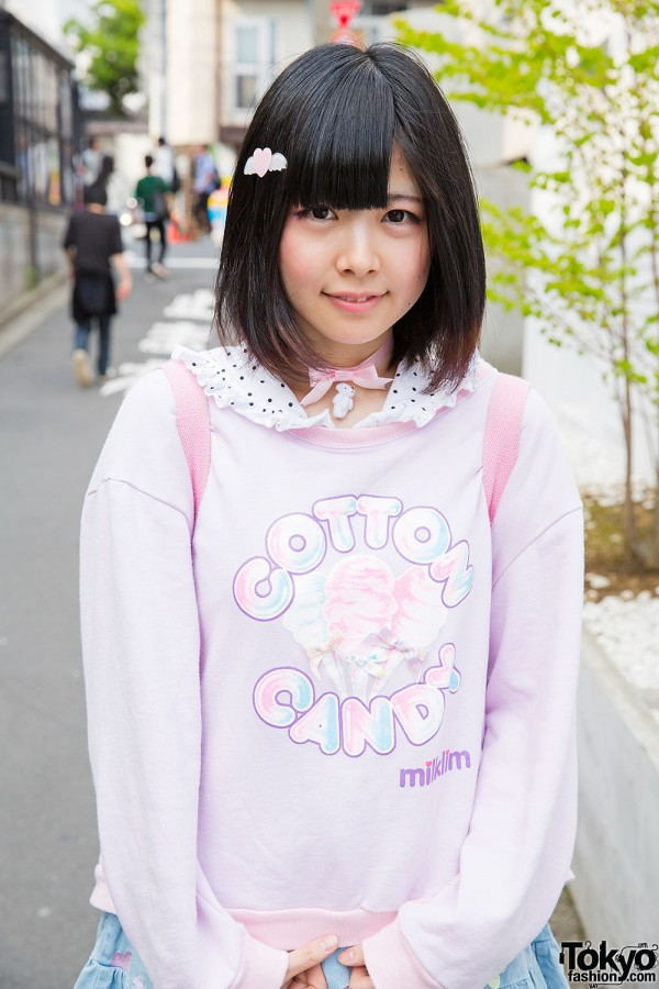 "Milklim ""Cotton Candy"" Sweatshirt"