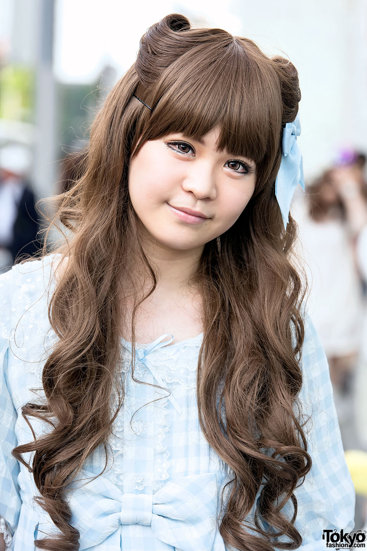 Harajuku Lolitas W/ Angelic Pretty Gingham, Cardcaptor
