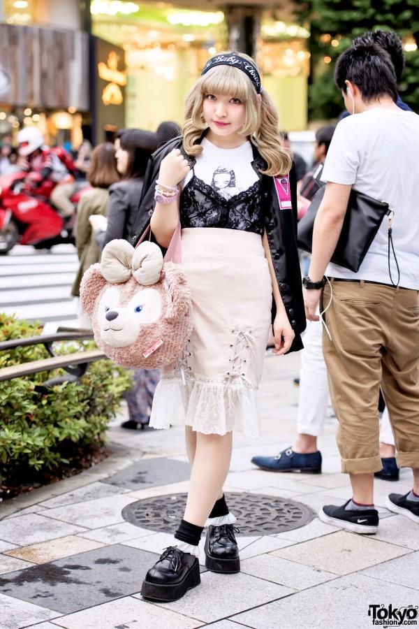 "Bubbles Harajuku ""Killer"" Jacket, Shellie May, Katie, Mon Lily & Candy Stripper"