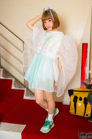 Japanese Fashion Snaps at Itazura Tokyo Magic Festival #14