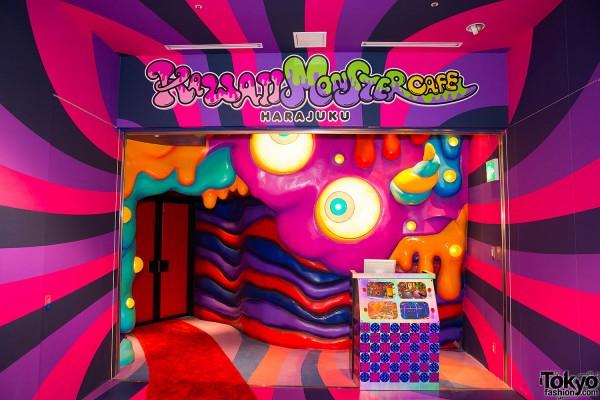 Kawaii Monster Cafe Harajuku – Featuring the Monster Girls