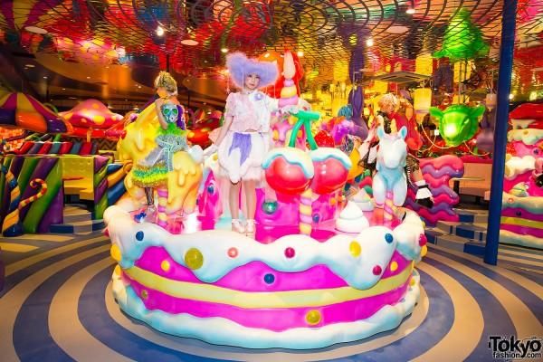 Kawaii Monster Cafe Harajuku (6)
